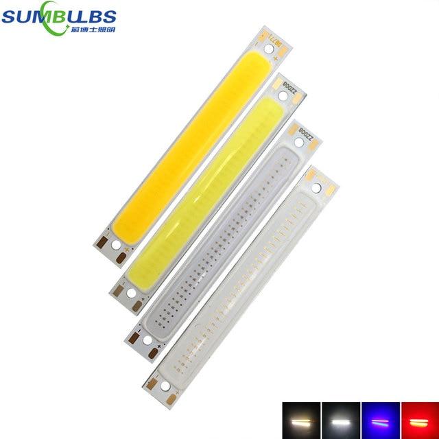 powered lighting Battery strip