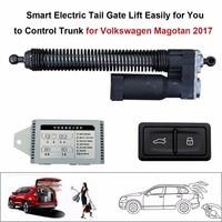 Smart Auto Elektrische Tail Gate Lift Voor Volkswagen Vw Magotan 2017 Controle Set Hoogte Voorkomen Pinch Met Klink