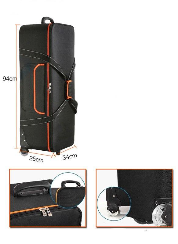 Godox cb 06 телевидения свет фотографии освещения вспышкой камеры мешок фотоаппаратура видео тележка CD50