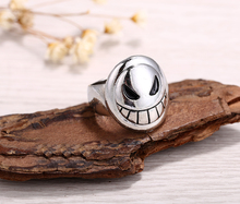 One Piece Joker Metal Ring