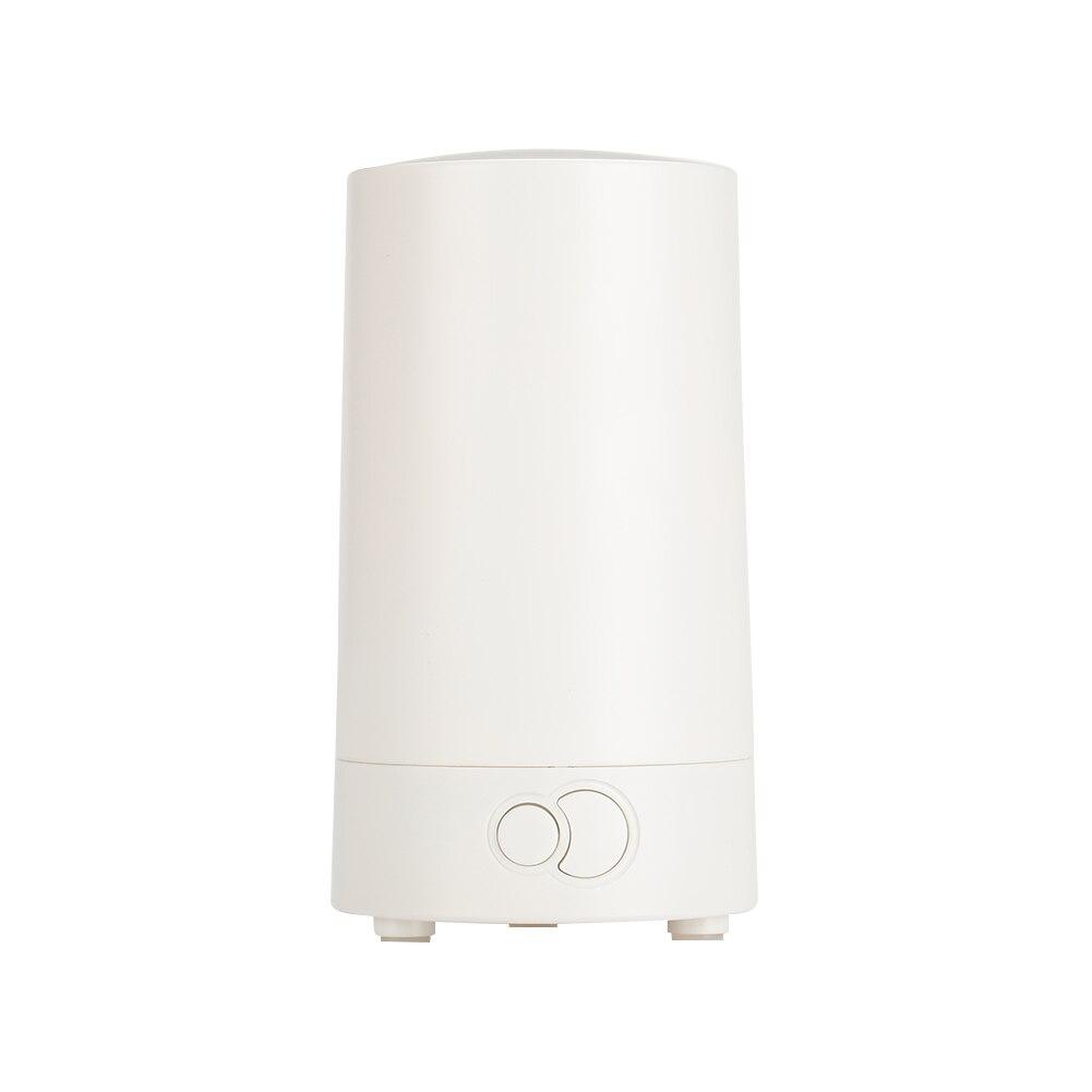 VEHEMO USB DC 5 В/1A очиститель воздуха увлажнитель воздуха освежитель воздуха автомобильный ароматерапия умный Ароматический диффузор светодиодный распылитель с подсветкой - Название цвета: white
