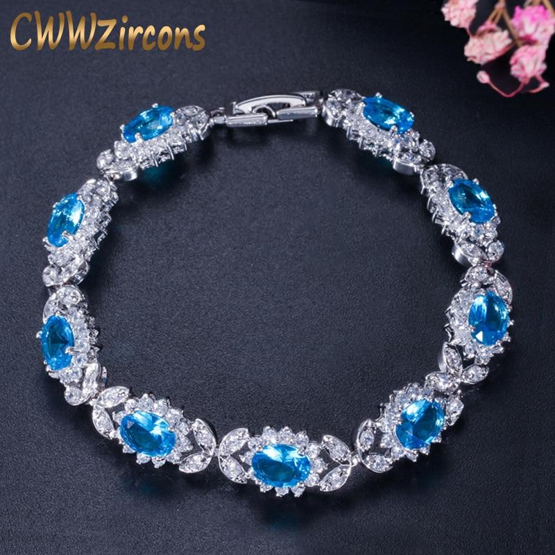 CWWZircons Romantic Women 925 Sterling Silver Jewelry ...
