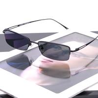 Vazrobe Titanium Photochromic Glasses Men Transition Sunglasses Chameleon Eyeglasses Driving Anti Glare Sunglass for Man UV400