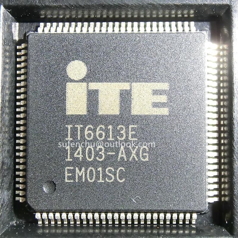 1Pcs IT6613 IT6613E AXG IT6613E-AXG LQFP100 tms320f28335 tms320f28335ptpq lqfp 176