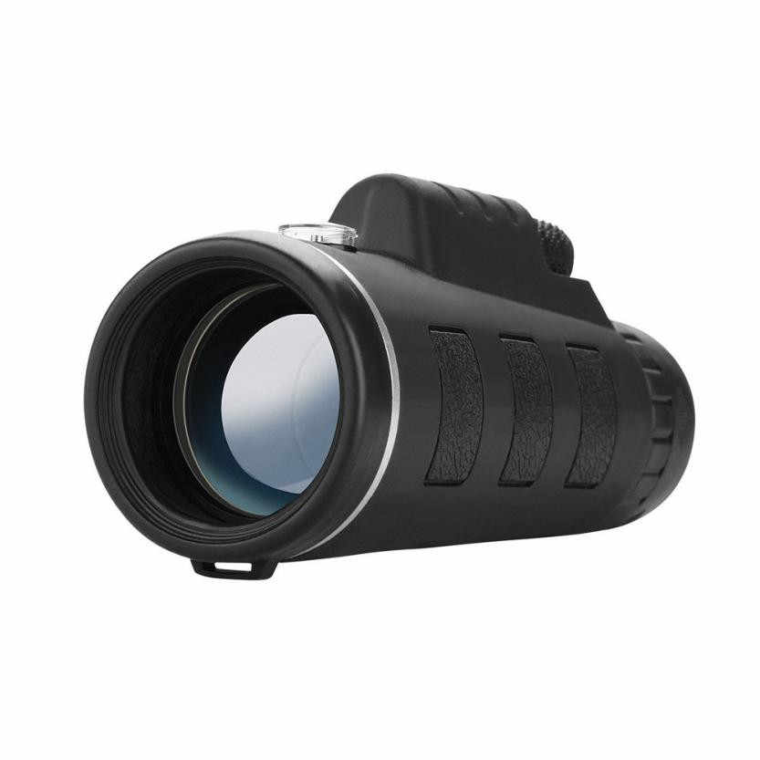 40X60 зум оптический HD объектив монокулярный телескоп + штатив + зажим для универсального телефона монокулярный телескоп аксессуары для телефонов