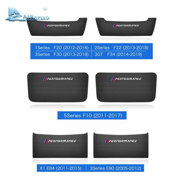 Bmw f20 f22 f30 3gt f34 f10 f33 f36 e84 e90 g30 스티커 액세서리 탄소 섬유 비닐 시트 백 보호 스틱