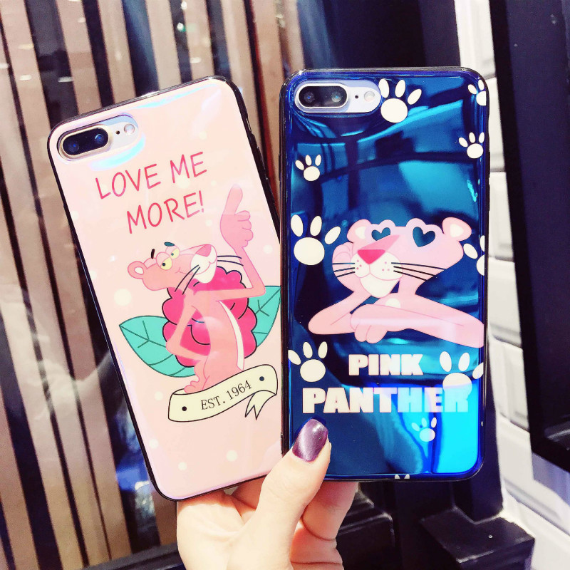 For iphone7plus silicon back cover Ultra thin cartoon patterend soft TPU phone case for iphone6 6s 6plus 8 8plus for iphoneX