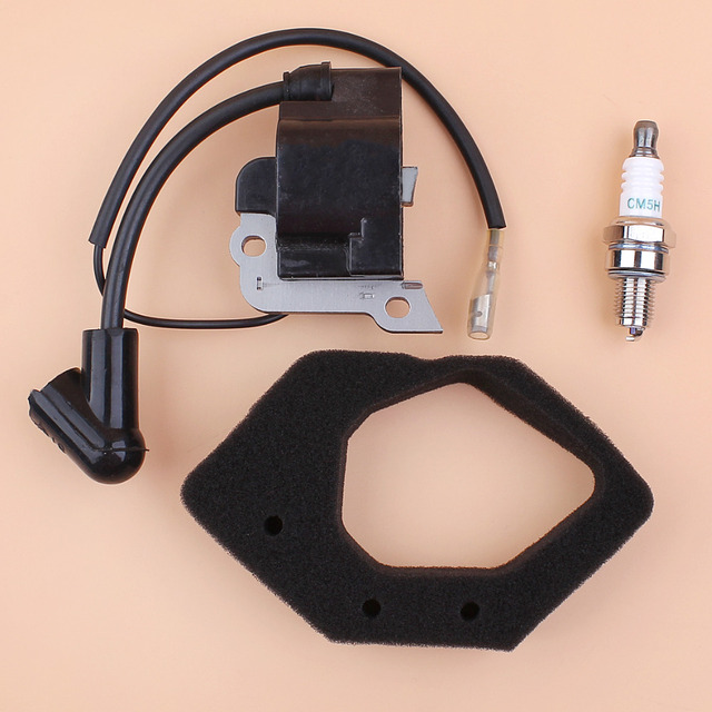 US $1369Ignition Coil Magneto Air Filter Kit For Honda GX25 FG110 HHT25S  25CC Brush Cutter 4 Stroke Gasoline Small Engine Motor Trimmer-in Grass
