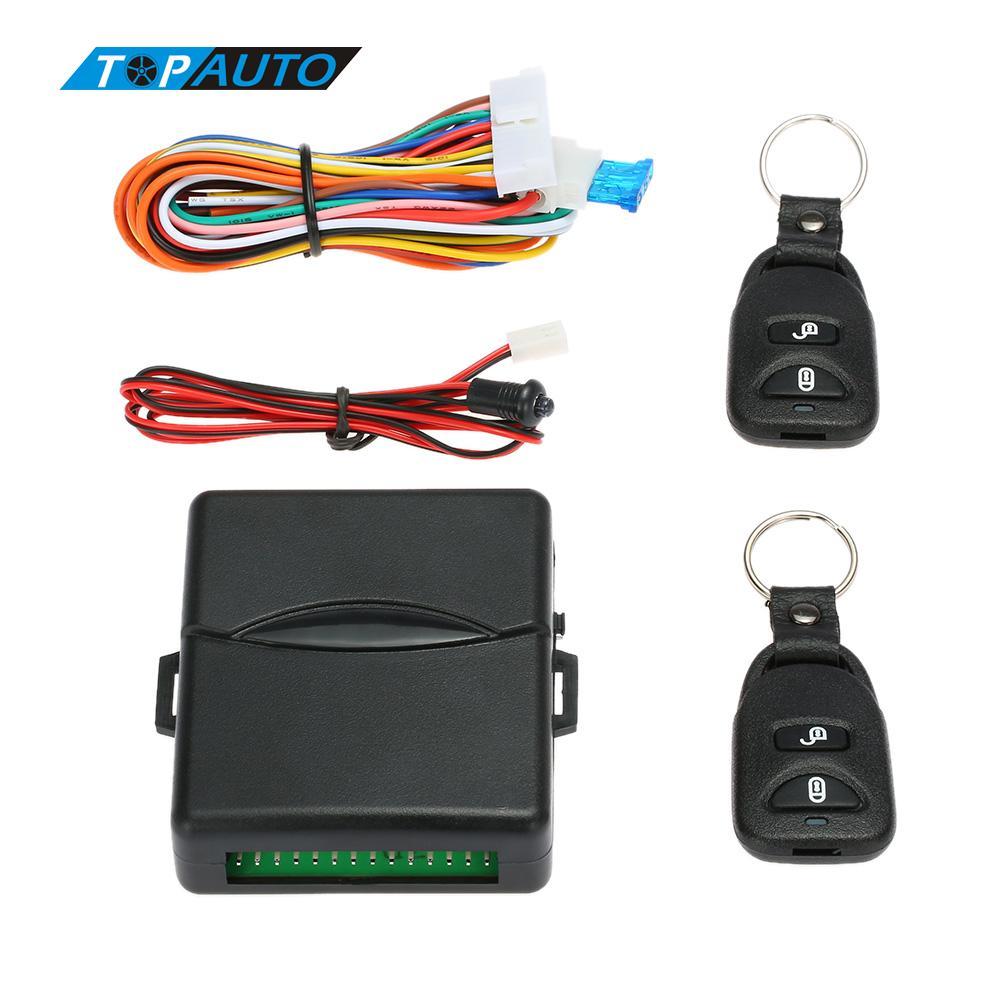 Car Auto Remote Central Kit Door Lock Locking Vehicle