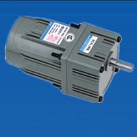 Whole 3 pcs a lot A New 15W Gear motors AC motor work 220VAC instal with Gear reducer 1:10 + a AC motor speed controller US 52