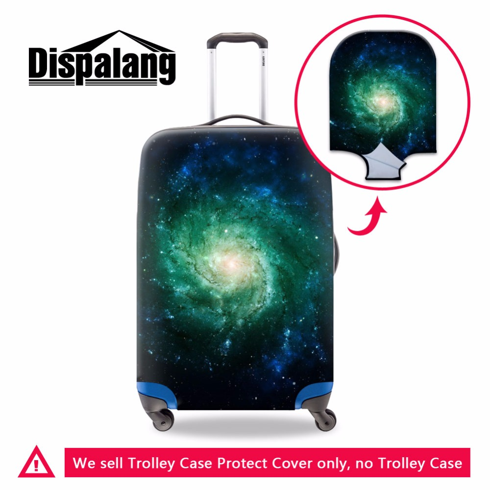 Dispalang hot sale cool men duffle waterproof rain cover anti-scratch travel on road  luggage cover for women elastic bags cover
