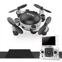 Yeni WIFI Fpv Katlanabilir Cep Quadcopter KY901 Telefonu Kontrol Mini Drones Wifi Iletim Rc Helikopter drone vs H47 CX-10W