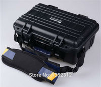 341 249 130mm IP68 Sealed Waterproof Tool Equipments Case Abs Safety Portable Box Military Equipment Plastic
