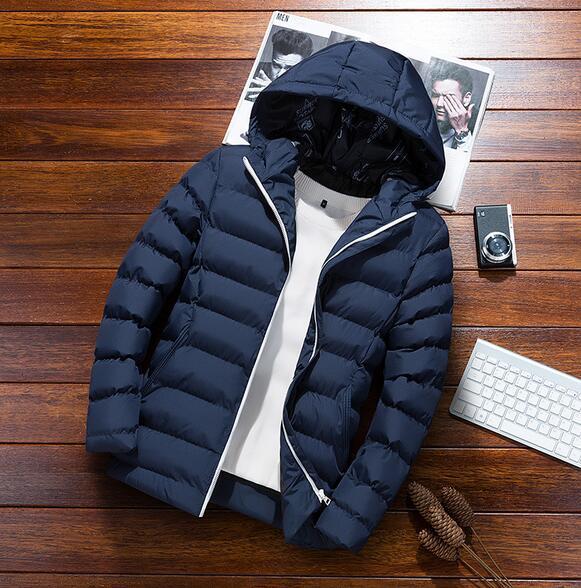 Smeiarar 2018 Европейский Стиль зимняя куртка Для мужчин модные длинные ветрозащитный и Водонепроницаемый теплое толстое пальто Для мужчин плюс ...
