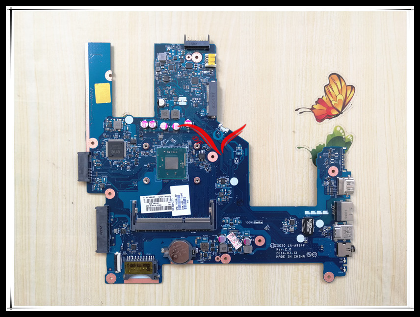 LA-A994P for HP Compaq 15 15-R 15T-R 15-s laptop motherboard 788289-501 ZS050 LA-A994P Mainboard 90Days Warranty 100% tested