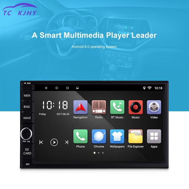 2018 touch screen 7 inch tft mirror link universal car multimedia2018 touch screen 7 inch tft mirror link universal car multimedia player auto radio gps navigation radio bluetooth capacitive