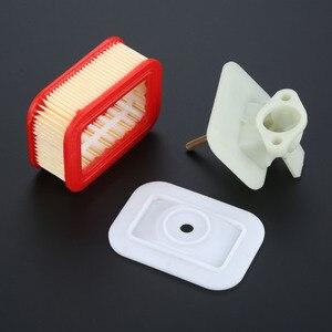 Image 3 - DRELD papel de motosierra 5200 5800 52/58CC, juego de filtros de aire, piezas de herramientas de jardín