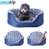 7 Colors Small Dog Bed Chihuahua Pitbull Summer Dog Mat Paw Star Cat Bed  Pet Beds For Dogs/Cats Dog Cooling Mat cama perro