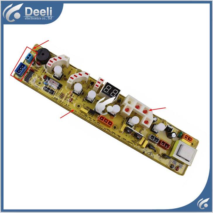 Free shipping 100% tested for washing machine Computer board c303577 wi4538s motherboard on sale 100% tested for washing machines board xqsb50 0528 xqsb52 528 xqsb55 0528 0034000808d motherboard on sale