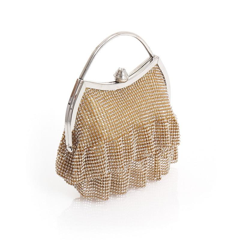 ¡Nuevo! Vestido con forma de bolso de embrague Bolso de noche Bolso - Bolsos - foto 3