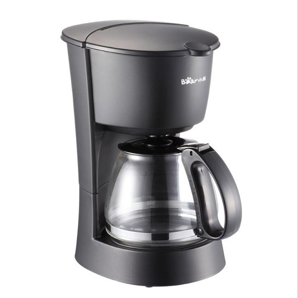 Drip Brew Coffee Maker Black 8 Cup Drip Coffeemaker Rapid