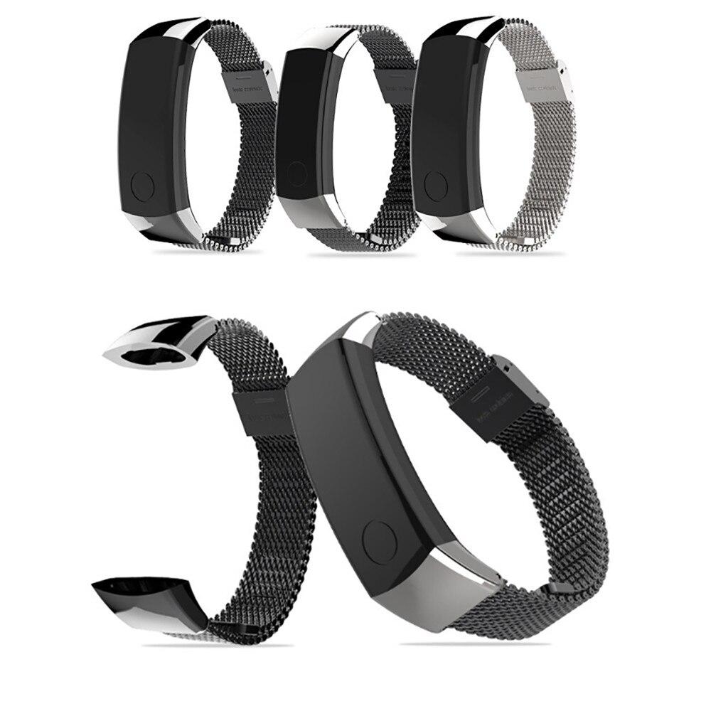 HIPERDEAL 1 STÜCK Komfortable Milanese Edelstahl Smart Armbanduhr Band Für Huawei Honor 3 Smart Uhr Zubehör JANN07