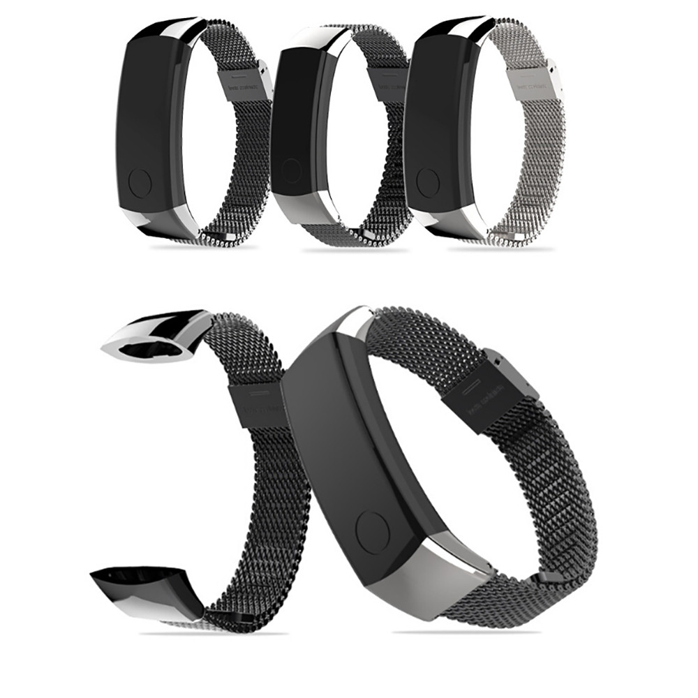 HIPERDEAL 1PC Comfortable Milanese Stainless Steel Smart Wrist Watch Band For Huawei Honor 3 Smart Watch Accessories JANN07 for huawei honor 3 wrist band strap sport bands milanese stainless steel band quick release smart bracelet for smart watch ja08