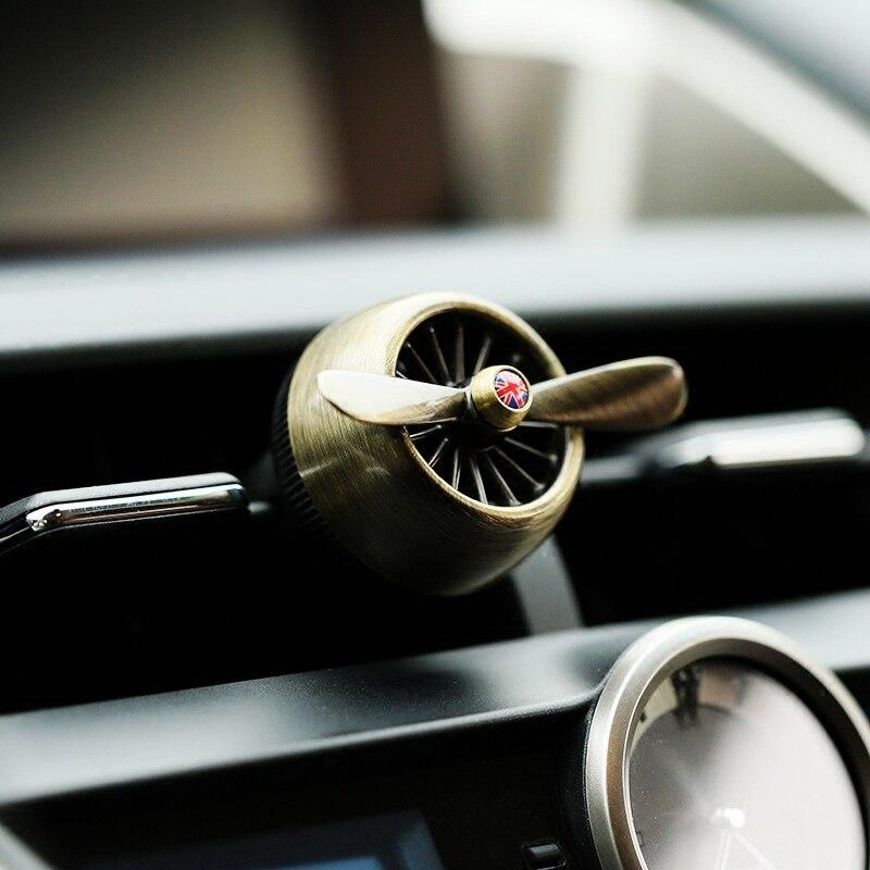 Air force 2 air screw propeller creative car perfums