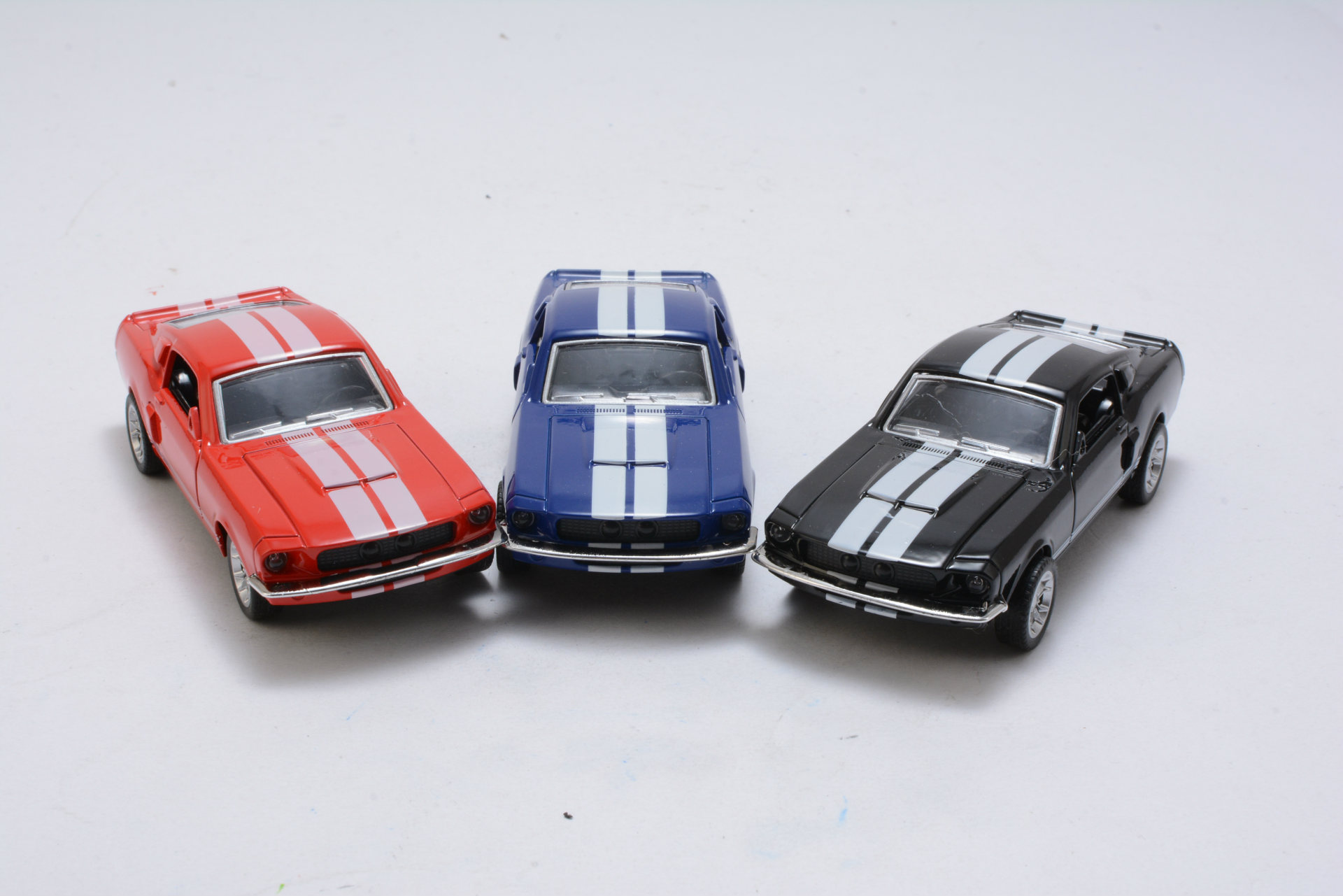 Ford Mustang GT 1967 GT500 Toy Car 13x5x35cm 13