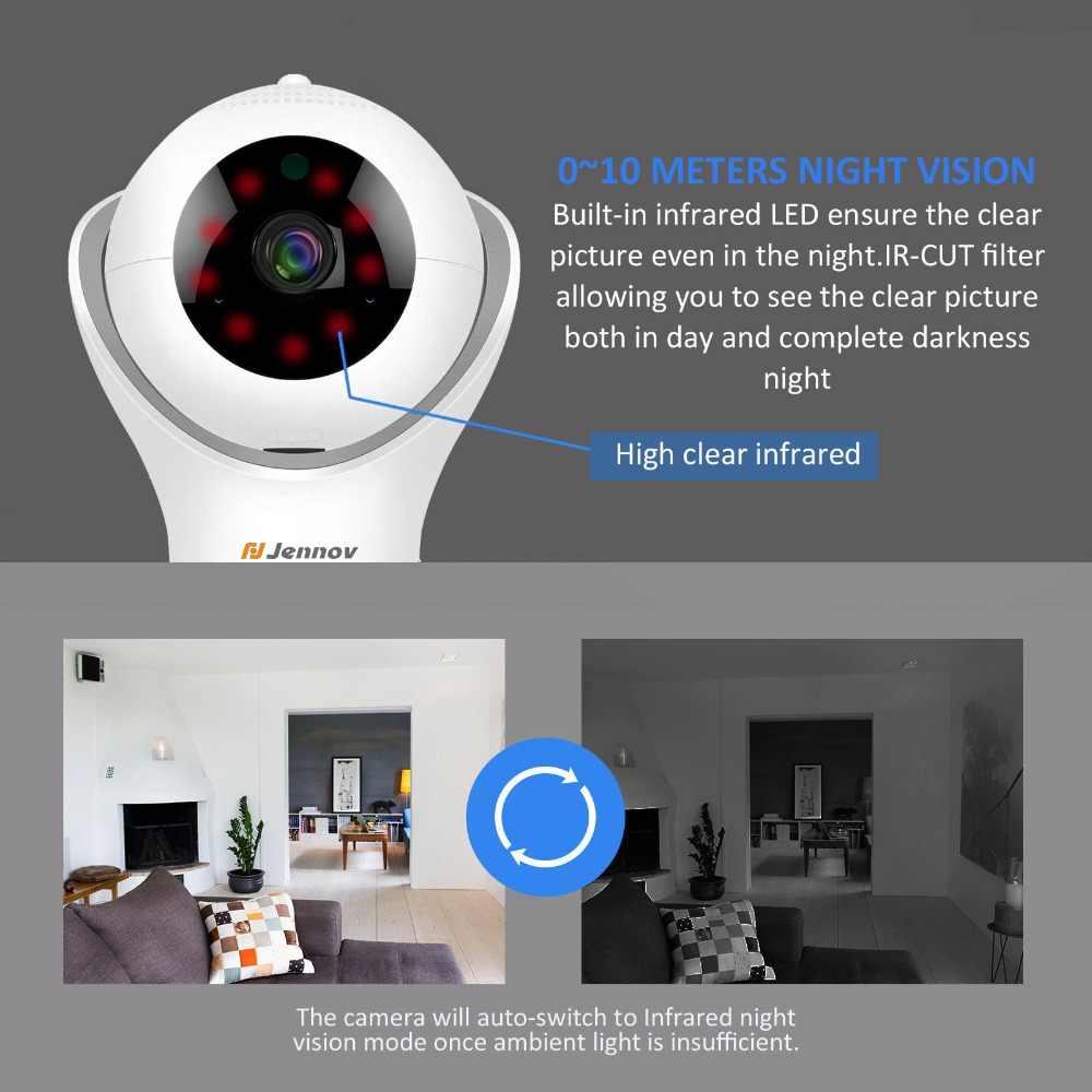 كاميرا IP 1080P 2MP مراقبة الطفل كاميرات أمنية لاسلكية للمنزل كاميرا مراقبة فيديو PTZ كاميرا داخلية P2P APP Rempte Cam
