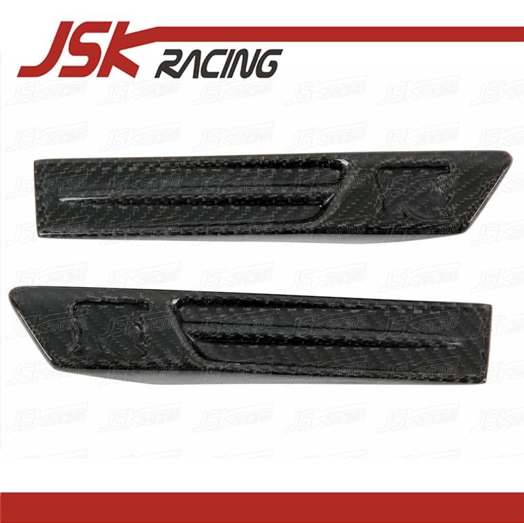 2008-2016 углеродное волокно крыло Логотип Эмблема Для NISSAN R35 GTR (JSKNSR508035)