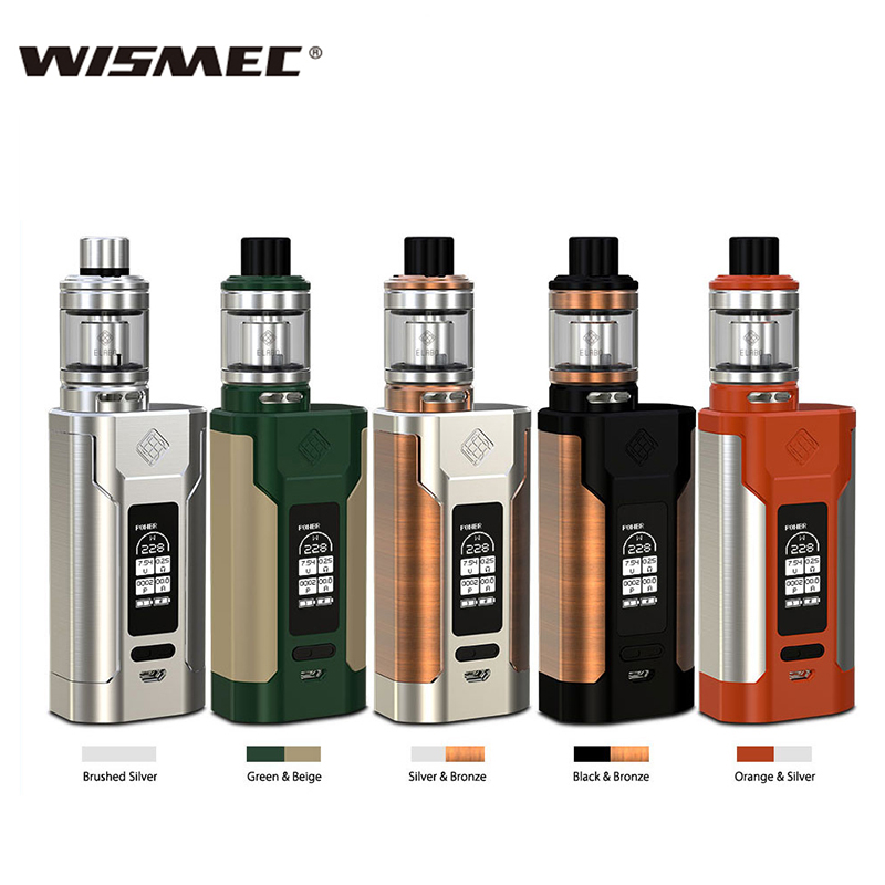 In stock Original Wismec sinuous p228 With Elabo Kit sinuous p228 Mod 510 thread Powered by