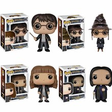 FUNKO POP Harry Potter Hat Cap Hermione Jean Grang Severus Snape Harry Potter PVC Action Figure Collection Model Doll Gifts Toys(China (Mainland))