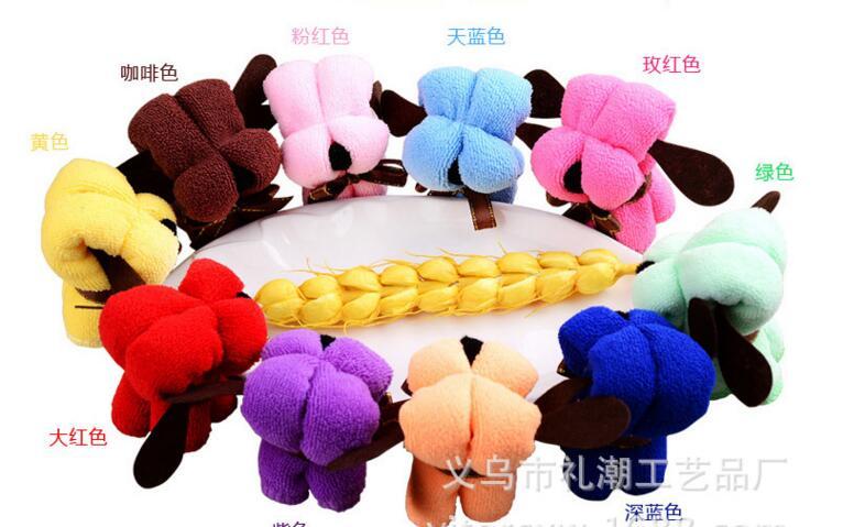 30 vnt / partijos! Kūrybingas ir mielas šuns formos torto - Namų tekstilė - Nuotrauka 2