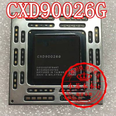 100% Test Very Good Product CXD90026G 90026G Bga Chip Reball With Balls IC Chips