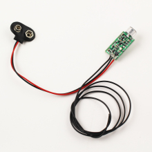 FMUSER FM-M01 мини-передатчик прослушиватель ошибка микро аудио устройство 60 МГц-128 МГц мини pcb широкая плата жучок