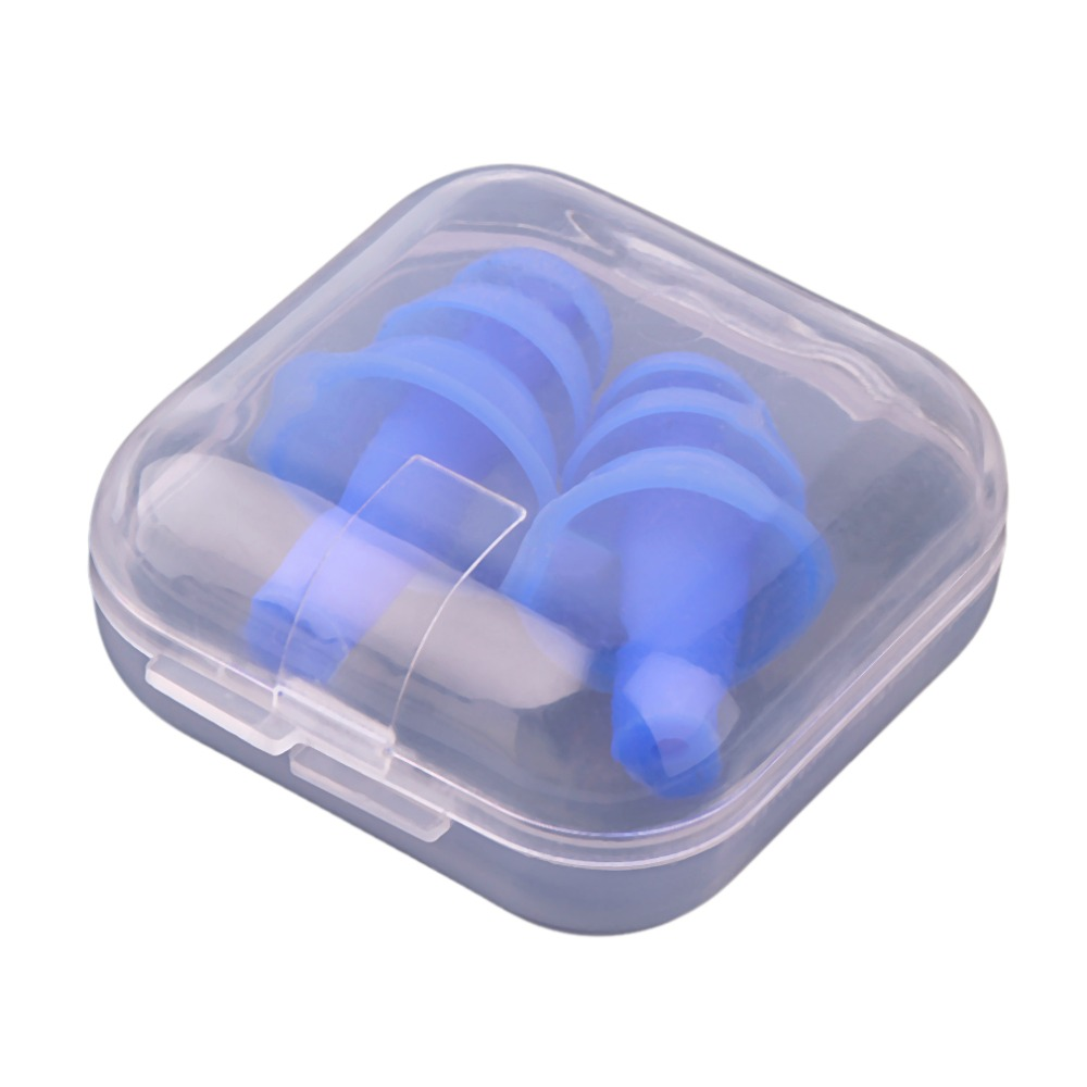Soft Foam Ear Plugs Sound insulation ear protection Earplugs anti-noise sleeping plugs for travel foam soft noise reduction