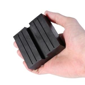 Image 5 - Réparation de véhicule dadaptateur de protection de cric de plancher de Rail de cadre fendu universel carré