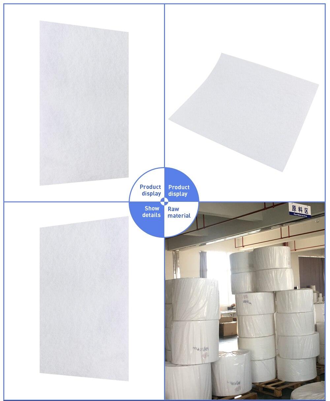 275*360 мм очиститель воздуха фильтр хлопок для AC4072 AC4075 AC4014 AC4083 AC4084 AC4085 AC4086 очиститель воздуха части (белый)