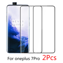 """2 шт Стекло для Oneplus 7 Pro 3D изогнутое закаленное стекло полное покрытие Защита экрана для Oneplus 7 Pro Oneplus7Pro 1+ 7Pro 6,67"""""""