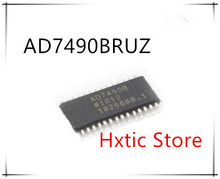 NEW 5PCS/LOT AD7490BRUZ AD7490BRU AD7490B AD7490 TSSOP-28  IC