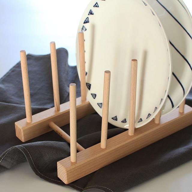 Creativo fai da te da tavola cucina stoccaggio supporti & rack eco ...
