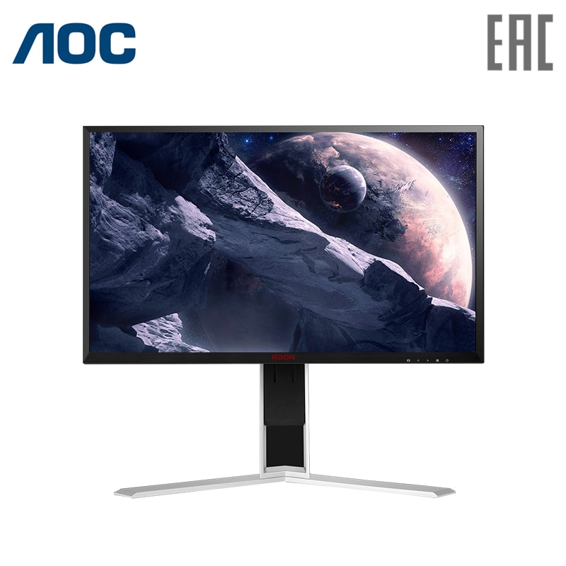 Computer Office Peripherals Monitors Accessories LCD Monitors 27 AOC AGON AG271QX  gaming display usb hdmi monitor rtd2668 universal hdmi vga audio lcd controller board kit for 15 6 inch n156bge l41 1366x768 lvds monitor kit easy to diy