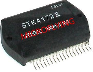 1PCS STK4172II STK417211 STK4172 HYB-18