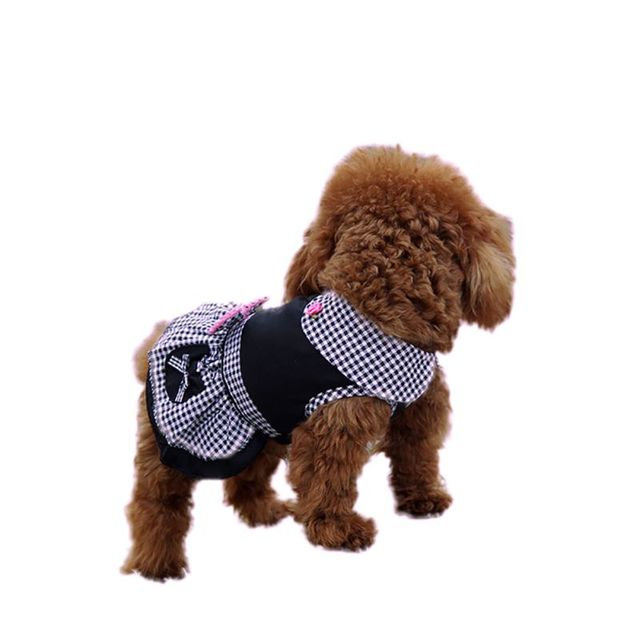 Pet Dog Clothes Dress Spring Summer Clothing For Dogs Pet Products