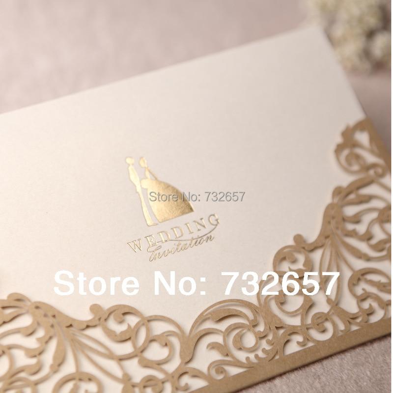 Eggplant Purple Wedding Gown Bridal Shower Card