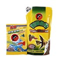 Tropical ornamental fish food small fish food enriched Protein Fat Calcium Phosphprus food Pet food