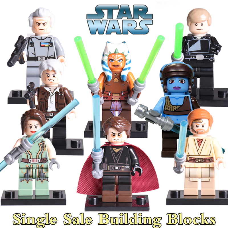 Star Wars Diy zahlen Luke Skywalker Han Solo Anakin Jedi Knight ...