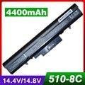 4400mah laptop battery for HP 510 530 440264-ABC 440265-ABC 440266-ABC 440268-ABC 440704-001 441674-001 443063-001 HSTNN-FB40