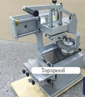 2019 New Manual Sealed Ink Cup Pad Printer Pad Printing Machine